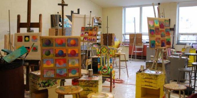 Правильная атмосфера в вашей творческой мастерской
