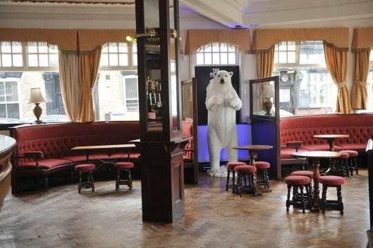 Мужчине запретили посещать бар, потому что он «жуткий» Новости в фотографиях,бары,Великобритания,необычное