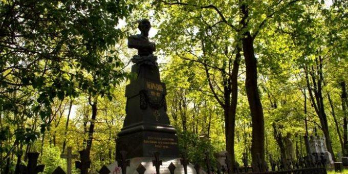 Новодевичье кладбище, Санкт-Петербург (22 фото)