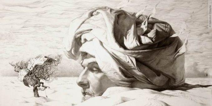 Потрясающий художник Всеволод Швайба