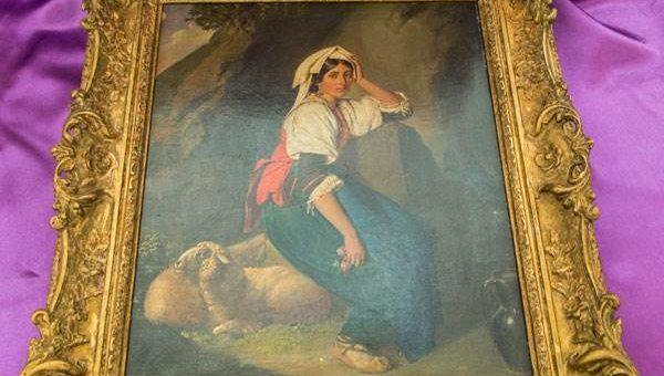 Антикварные картины