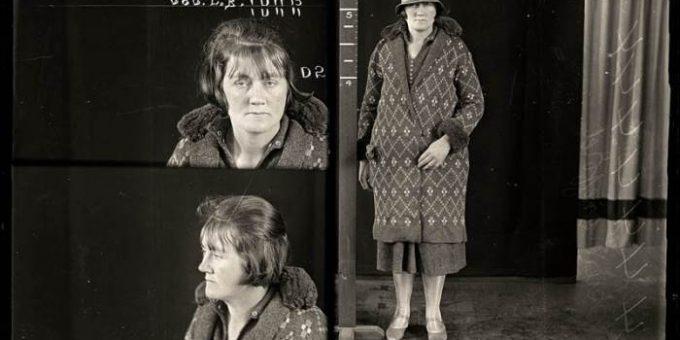 Женщины-преступницы Австралии начала XX века