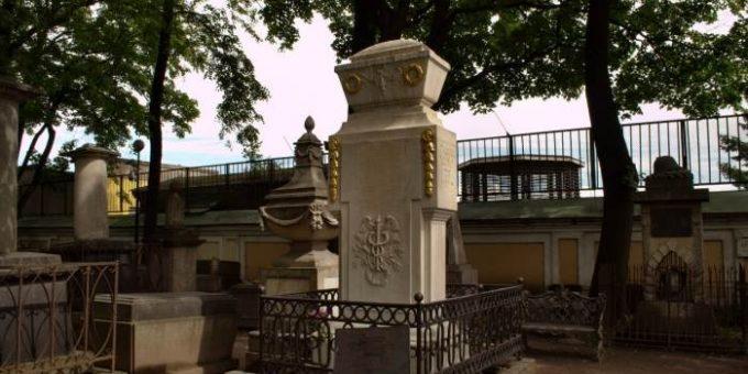 Лазаревское кладбище, Санкт-Петербург (32 фото)