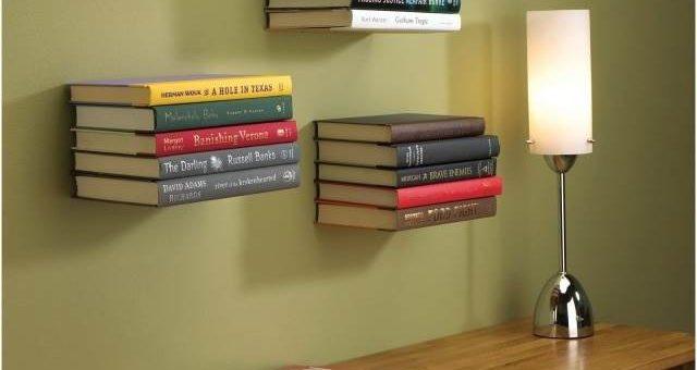 Самые оригинальные книжные полки