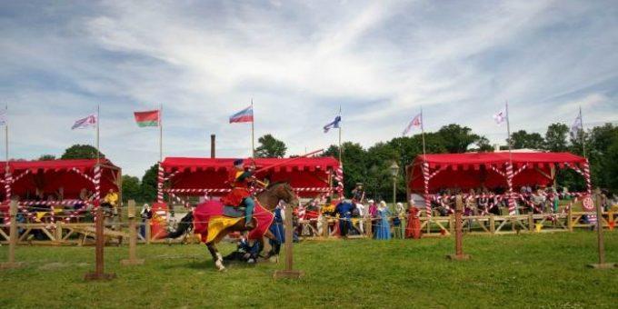 «Битва на Неве» фестиваль в Петербурге