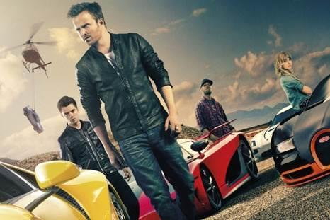 Need for Speed: Жажда скорости, фильм 2014