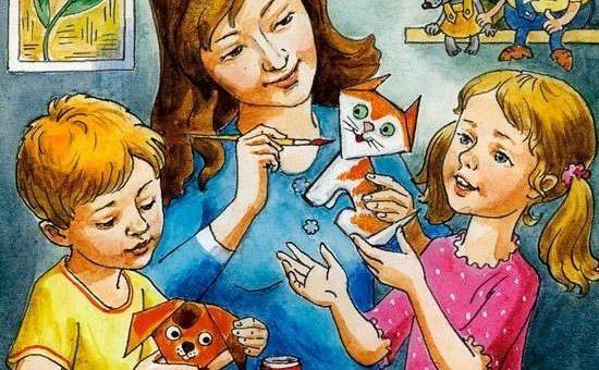 Как раскрыть творческий потенциал у ребенка?