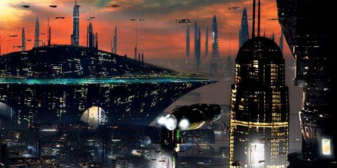 Стиль Sci-Fi (Science fiction)