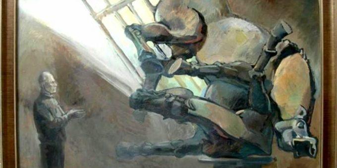 Юлия Смоленкова талантливая художница