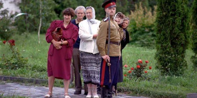 Фотограф Люсьен Перкинс, ретро фото Россия 90-е годы