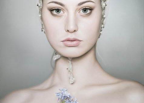 Гиперреалистичные девушки художницы Anna Halldin Maule