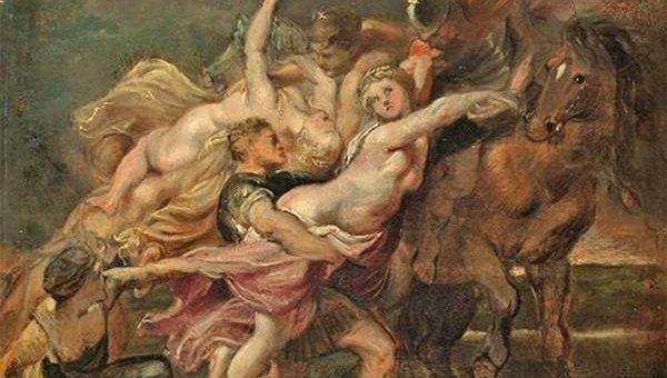 Картина «Похищение дочерей Левкиппа» оказалась подлинником Рубенса
