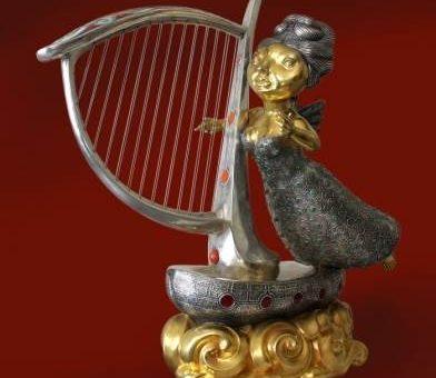 Скульптура Буманц