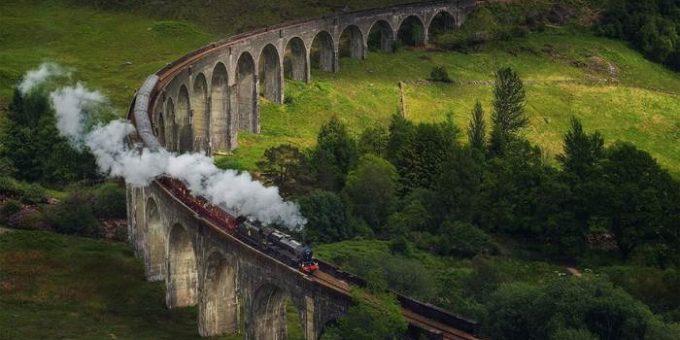 Самые сказочные мосты в мире