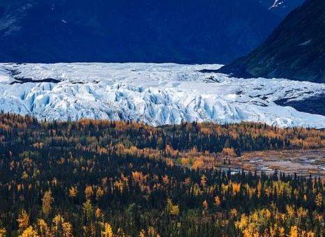 Пейзажи Аляски, фотограф Pete Wongkongkathep