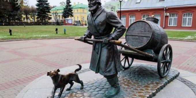 Музей «Мир воды Санкт-Петербурга»
