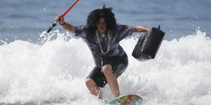 «Halloween Surf Contest 2014» или Хэллоуин на доске