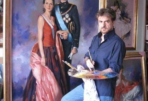 Ricardo Sanz картины испанского художника