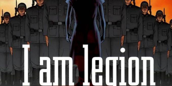 Комикс «Я - Легион»