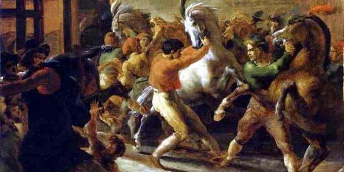 Теодор Жерико картины