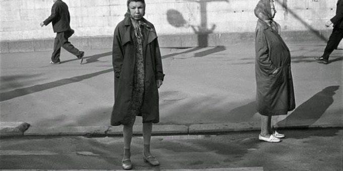 Владимир Сычев фотограф времён СССР