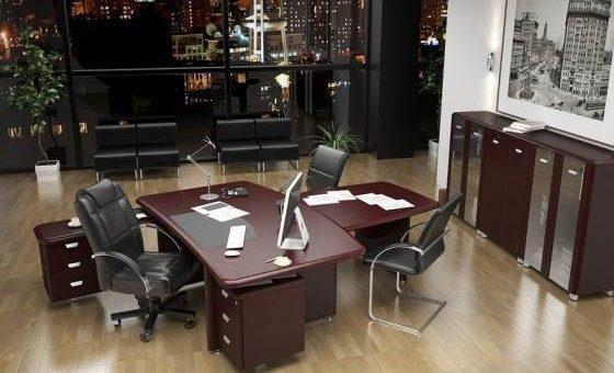 Дизайн просторного офисного помещения: возможные решения
