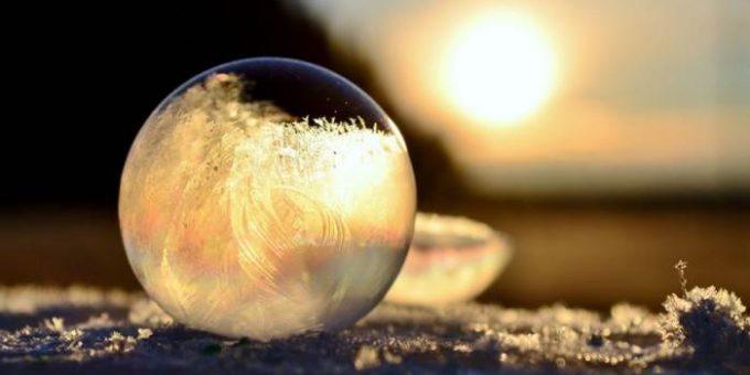 Холодная красота или Художница-Зима