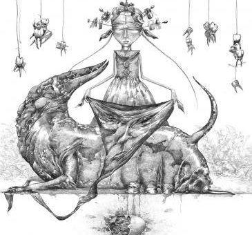 Английский сюрреалист-психоделик Ричард Кирк
