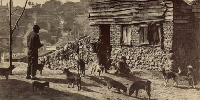 Стамбул XIX века