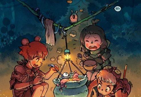 Иллюстратор аниме bibo X