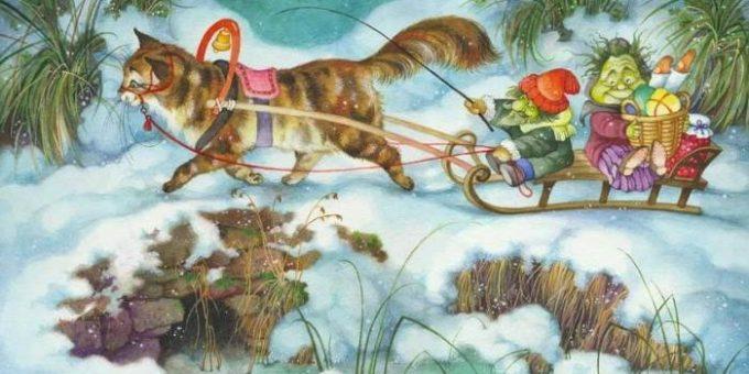 Ольга Ионайтис иллюстратор детских книг