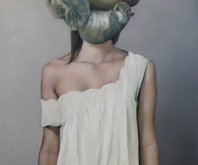 Amy Judd сюрреалистические картины