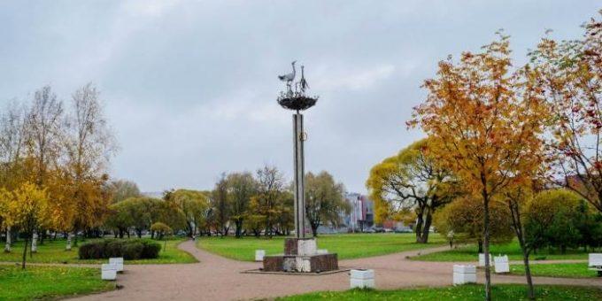Интересные места и памятники в городе на Неве