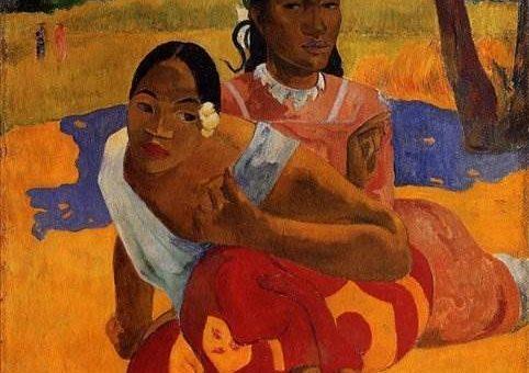«Когда ты выйдешь замуж?» Поля Гогена - самая дорогая картина в мире ($300 млн.)