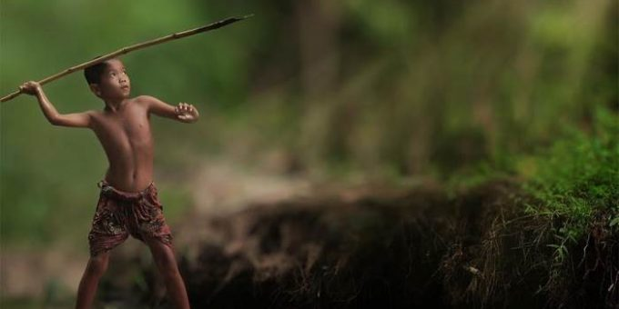 Фотограф Герман Дамар - Индонезийская деревня