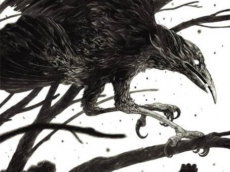Nico Delort потрясающие рисунки чернилами