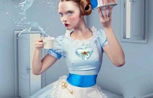Художница Natalie Shau - Lost in Wonderland