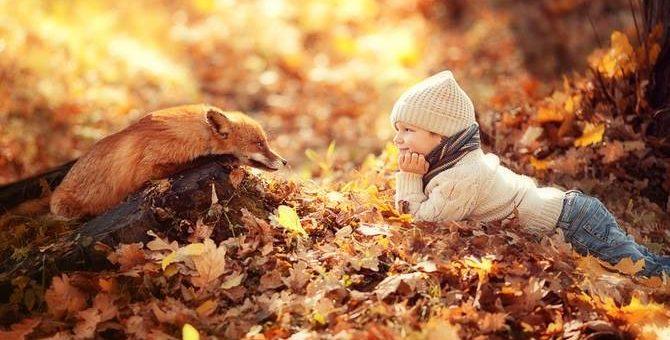 Фотограф Елена Карнеева - Дети и животные