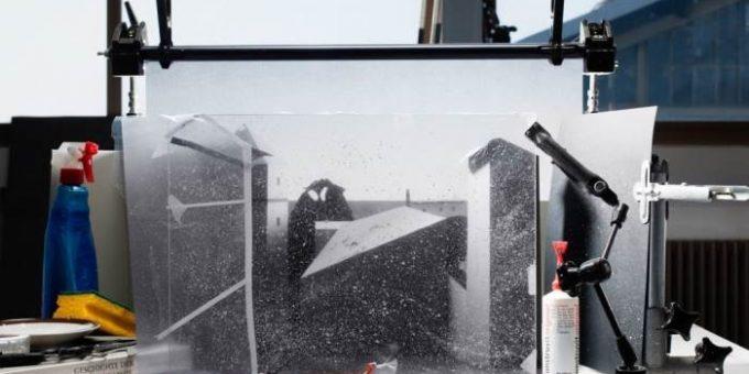 Воссозданные фотографии от Йоаким Кортис и Адриан Шондереггер