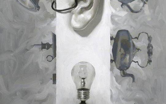 David Cheifetz сюрреалистическая фантастика