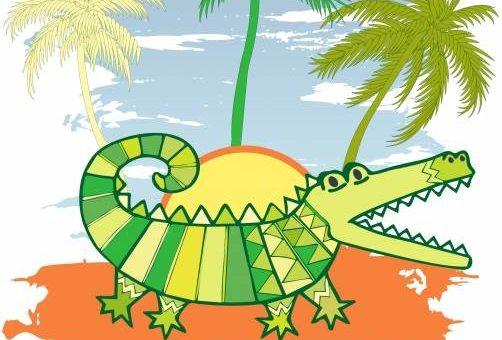 «Croco Park» - увлекательная выставка рептилий из разных стран мира!