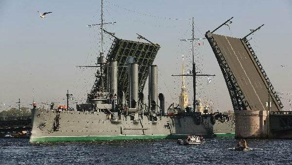 Когда крейсер Аврора вернётся с ремонта?