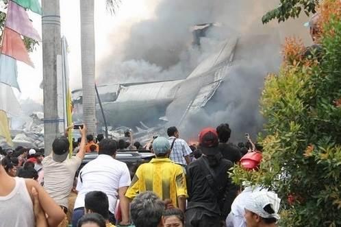 Авиакатастрофа в Индонезии 30 июня 2015 фото и видео