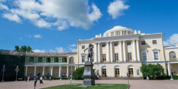 Павловск дворцово-парковый ансамбль (22 фото)