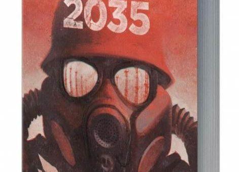 Где купить книгу «Метро 2035» Дмитрия Глуховского