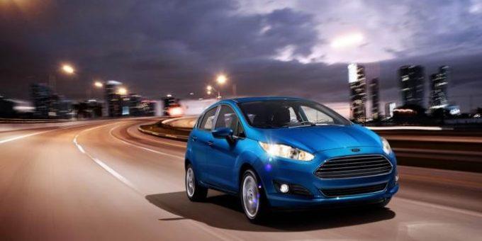 Новый Форд Фиеста 2015 (Ford Fiesta) фото и видео