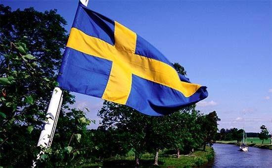 Шведский дипломат выдворен из России