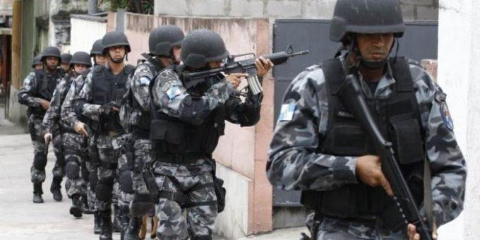 Amnesty International критикует убийства полицией в Рио-де-Жанейро