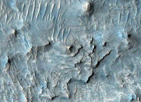 Снимки Марса высокого разрешения 2015