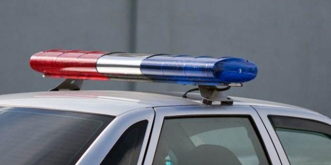 ДТП с участием полицейского в Бурятии